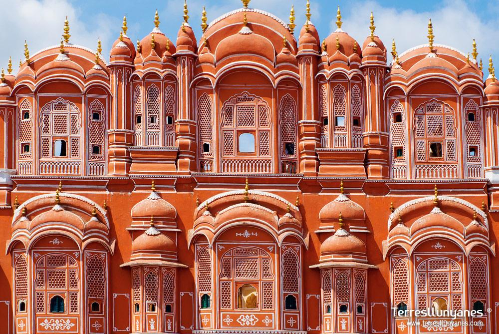 Viajes India Norte, Rajasthan. Palacio de los vientos