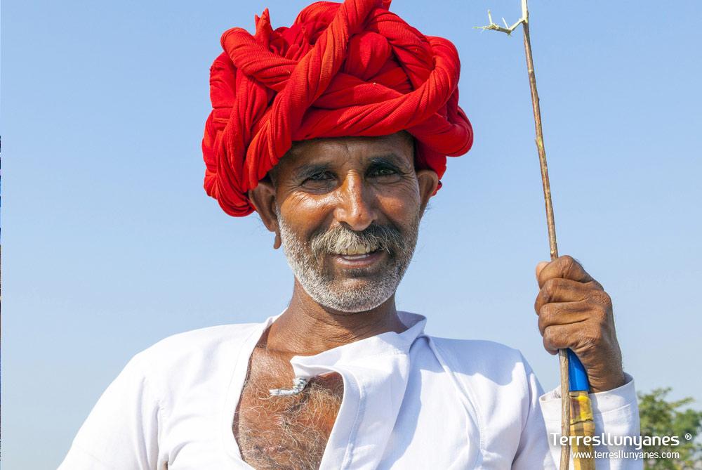 Viajes India Norte Rajasthan. Terres Llunyanes