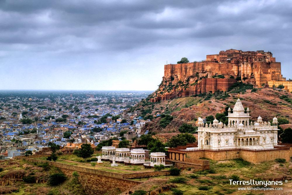 Viajes India Norte, Rajasthan. Jodhpur