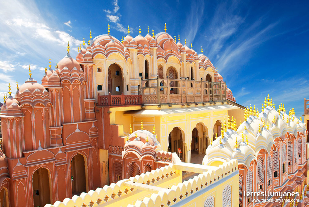 Viajes India Norte. Jaipur