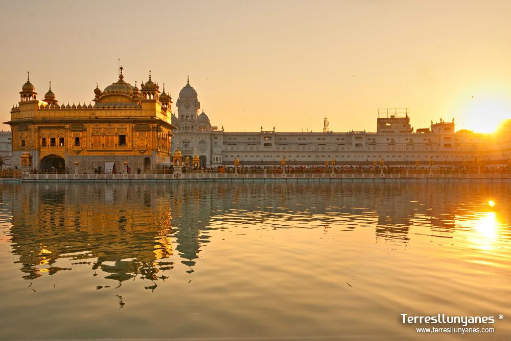 Viajes India Norte. Templo Dorado Amritsar