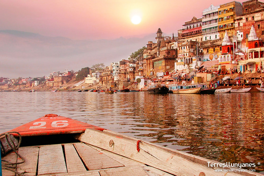 Viajes India Norte. Ganges, Varanasi